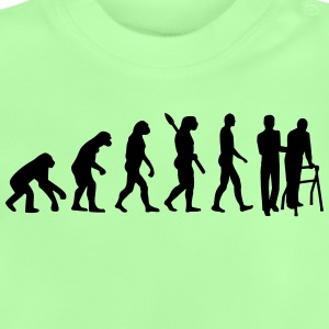 Evolution Altenpfleger T-Shirts - Baby T-Shirt