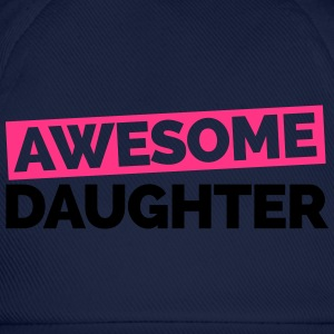 Awesome Daughter  Sweaters - Baseballcap
