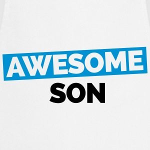 Awesome Son T-shirts - Keukenschort