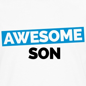 Awesome Son Tee shirts - T-shirt manches longues Premium Homme
