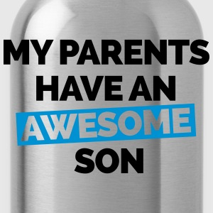 Parents Have An Awesome Son  Sweat-shirts - Gourde