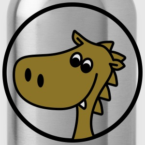 sweet little dragon, baby dragon sticker T-Shirts - Water Bottle