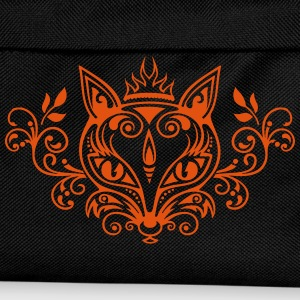 Zorro What does the fox say? bosque regalo verano Camisetas - Mochila infantil