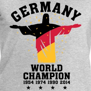 GERMANY WORLD CHAMPION 1954,1974,1990,2014 T-Shirts - Männer Sweatshirt von Stanley & Stella