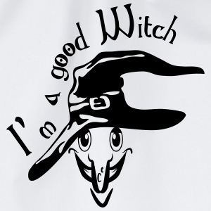 Good witch witch Hat T-Shirts - Drawstring Bag