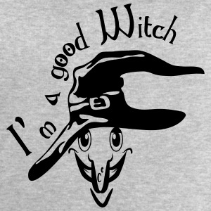 Good witch witch Hat T-Shirts - Men's Sweatshirt by Stanley & Stella
