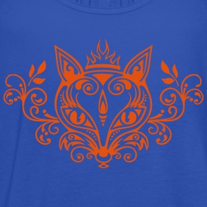 Fuchs Wald Frühling Sommer What does the fox say? - Frauen Tank Top von Bella