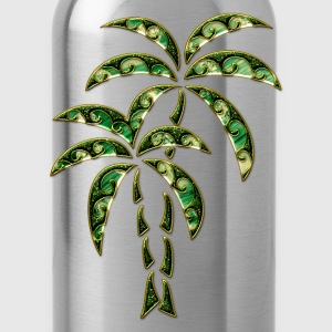 Palm Tree / Tattoo Style / DD / Sweat-shirts - Gourde