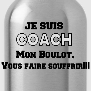 JE SUIS COACH Tee shirts - Gourde
