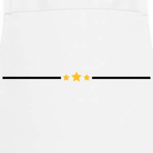 Star line T-Shirts - Cooking Apron