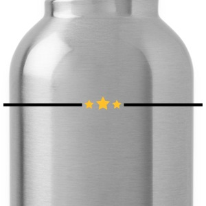 Star line T-Shirts - Water Bottle