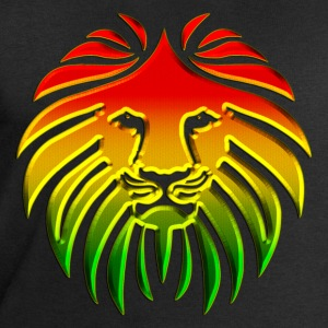 Like a Lion, Lion, Reggae, King, Animal, Jamaica,  - Men's Sweatshirt by Stanley & Stella