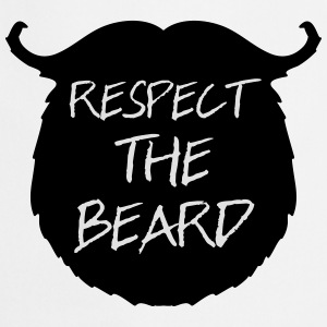 Respect The Beard 2 T-Shirts - Kochschürze
