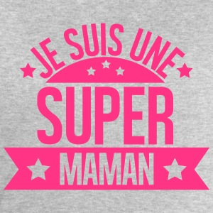 je suis une super maman Tee shirts - Sweat-shirt Homme Stanley & Stella