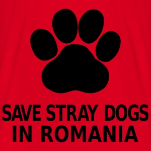 Save Stray Dogs In Romania Sacs et sacs à dos - T-shirt Homme