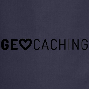 Geocaching-Love Shirt - Kochschürze