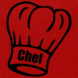 Chef2 Tops - Snapback Cap