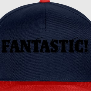 Fantastic! Long Sleeve Shirts - Snapback Cap