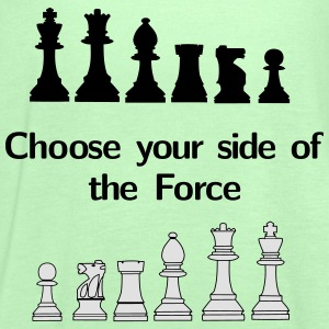 Choose your side of the Force Bluzy - Tank top damski Bella