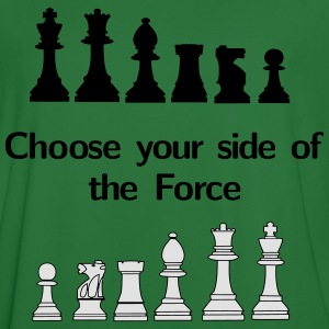 Choose your side of the Force Felpe - Maglia da calcio uomo