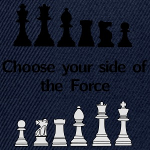 Choose your side of the Force Gensere - Snapback-caps