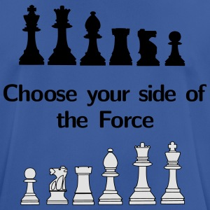 Choose your side of the Force Bags & Backpacks - Men's Breathable T-Shirt