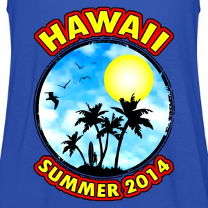hawaii summer 2014 Shirts - Women's Tank Top by Bella