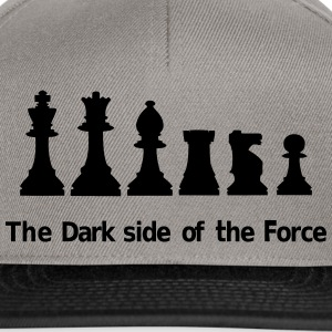 The Dark Side of the Force T-shirts - Snapbackkeps