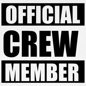 Official Crew Member - Baseball Cap