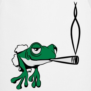 Hole humorous joint cricket frog T-Shirts - Cooking Apron