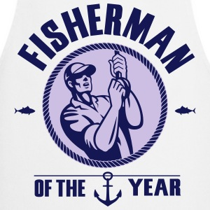 Fisherman of the year T-Shirts - Cooking Apron