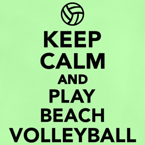 Keep calm and play Beachvolleyball T-Shirts - Baby T-Shirt