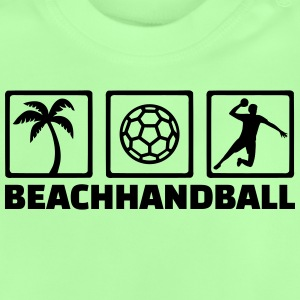 Beachhandball T-Shirts - Baby T-Shirt
