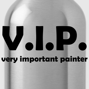 vip painter T-Shirts - Trinkflasche
