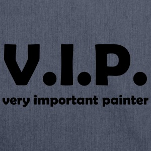 vip painter T-Shirts - Schultertasche aus Recycling-Material