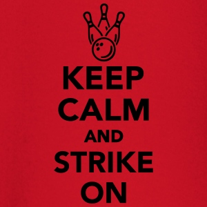 Keep calm and strike on T-Shirts - Baby Langarmshirt