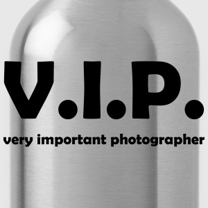 vip photographer T-Shirts - Trinkflasche