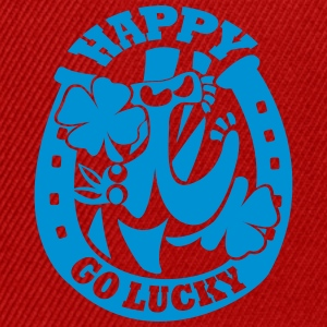 Happy Go Lucky T-shirts - Snapbackkeps