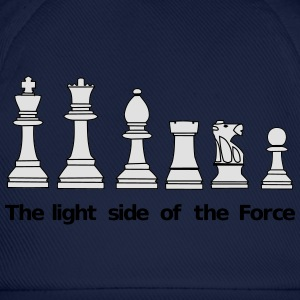 The Light Side of the Force T-shirts - Basebollkeps