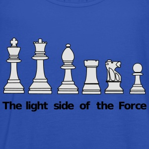 The Light Side of the Force T-paidat - Naisten tankkitoppi Bellalta