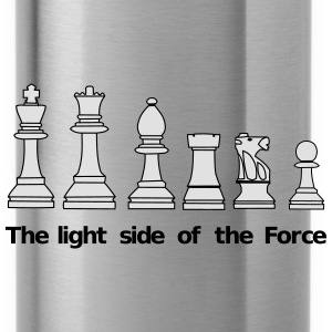 The Light Side of the Force Borse & zaini - Borraccia