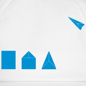 Classic Paper Airplane T-Shirts - Baseball Cap