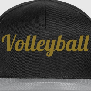 Volleyball Camisetas - Gorra Snapback
