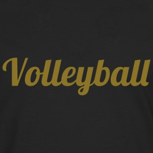 Volleyball Shirts - Men's Premium Longsleeve Shirt