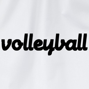 Volleyball T-shirts - Gymnastikpåse