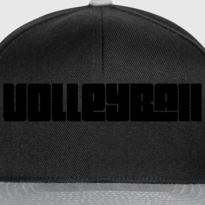 Volleyball T-Shirts - Snapback Cap