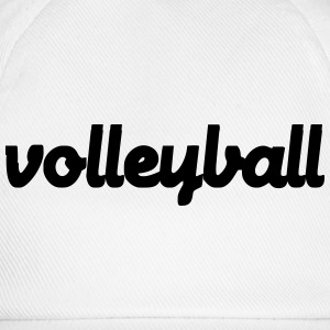 Volleyball Shirts - Baseball Cap