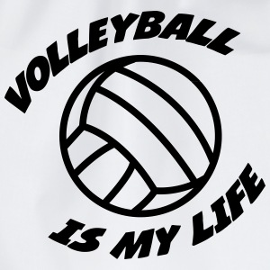 Volleyball T-Shirts - Turnbeutel