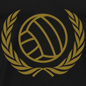 Volleyball Sweatshirts - Herre premium T-shirt