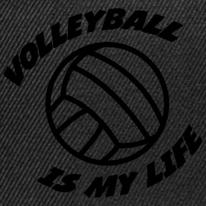Volleyball Tee shirts - Casquette snapback